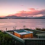 Pacific Gateway Wilderness Lodge Foto