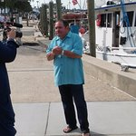 Chef Emeril Legasse recently visited Dimitri's for the Food Paradise TV show
