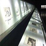 Zona de los grabados de Goya.