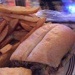 French Dip Sandwich.