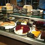 Rosttrommel Cakes