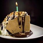 Birthday Mud Pie - a 40 year tradition