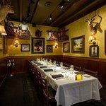 Our Silverado Trail Room - seats 13 - 17 guests