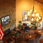 Dining area/Lobby