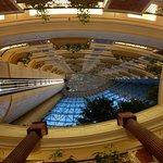 Atrium Lobby Area