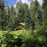 Photo de Hillside Lodge and Chalets