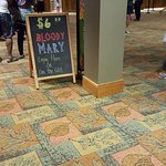 Great Wolf Lodge understands their market needs. Booze in a go cup while you supervise you kids.