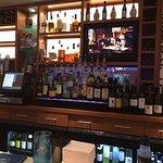 Reel Seafood Bar Area
