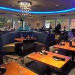 Reel Seafood Dining Area