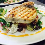 Swordfish (sometimes on the Specials board)