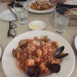 Seafood Pasta, delicious!