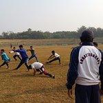 Fitness Training at Jayanti Stadium!