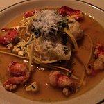 Ricotta Gnudi & Poached Lobster