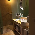 Room 3116 - great water pressure in the shower. Love the closet being part of the bathroom.