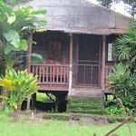 House near Aunty Sandys