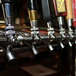 18 Rotating Craft Beers on Tap