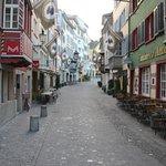 Augustinergasse - Zurich
