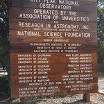 Kitt Peak National Observatory. Trivia - Ohio State and Michigan share an Observatory!