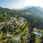 Puncak Pass Resort from the Top