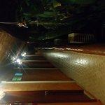 The hotel area look wonderful😀