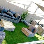 Fleisherei Bistro - Couch Area