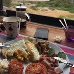 Breakfast is very good!