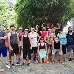 Post Crossfit Picture with everyone!