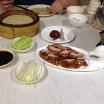 Half order of Peking duck