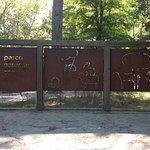 Вход в Парко Натурале со стороны Терм Червии