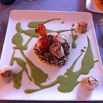 St Jacques, quinoa