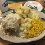 Pittston Farm chicken cordon bleu