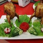 Эта кавказская авторская кухня, заставляет молчать от удовольствия когда ты её вкушаешь!!!
