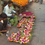 The Flower Boats for the Aarti