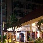 """""""Thai Thai"""" restaurant next to Ozone buiding in Kata."""