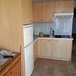 Küche und Wohraum
