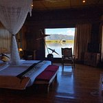 big villa room
