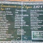 Photo de Bar La casita