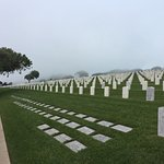 Fort Rosecran National Cemetery