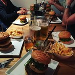 Burgermania at FitnessFirst Group