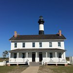 Visitor Center at the Bodie Lighthouse
