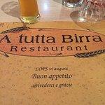 A Tutta Birra Restaurant