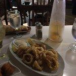 the fried calamari