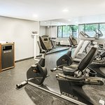 Stay Active in our Well Equipped Fitness Room