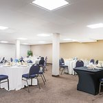 Banquet room ideal for your next small social event