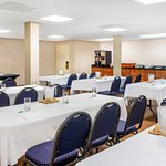 Large Meeting Room ideal for business meetings and group breakfasts