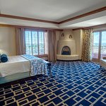 The master bedroom of our luxurious Super Suites.