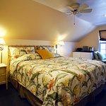 Second Floor Suite Bedroom
