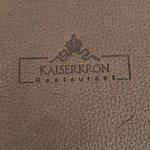 Restaurant Zur Kaiserkron Foto
