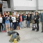Coral Gonnet de Argentina, nos alojamos allí tres días para un encuentro coral en la ciudad