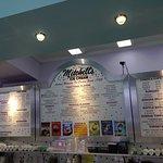 Mitchells menu
